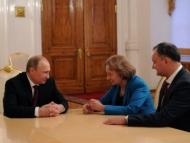 Пророссийский президент Молдовы отрекся от Кремля