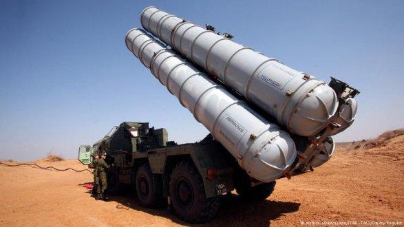 РФ расположила на собственной сирийской базе дивизион С-300