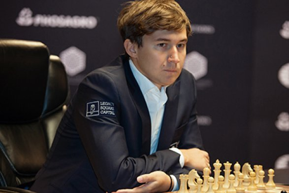 Норвежец Магнус Карлсен сохранил титул чемпиона мира пошахматам