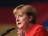 Меркель переизбрана главой Христианско-демократического союза