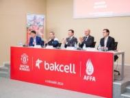 Bakcell отправляет победителей летней школы в «Манчестер Юнайтед»