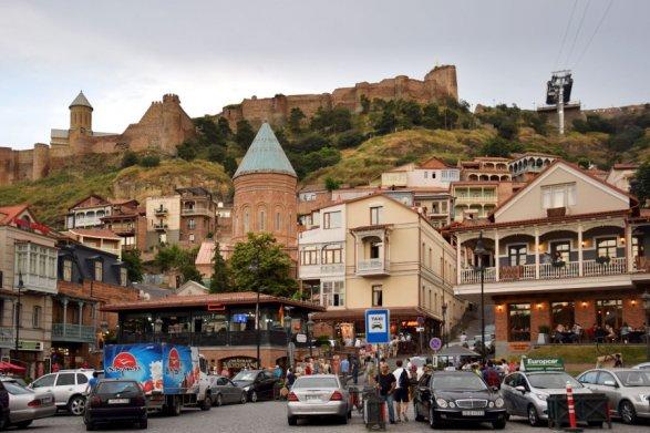 СоветЕС иЕвропарламент достигли договоренности опредоставлении Грузии безвизового режима