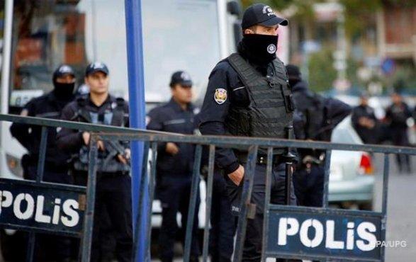 Около 240 человек задержали вТурции поподозрению впропаганде терроризма