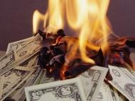 Деньги превращаются в труху. Что делать?