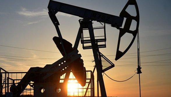 Цена нанефть Brent опустилась ниже $54 забаррель