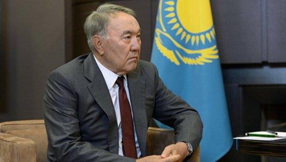Назарбаев поддержал идею проведения вАстане мирных переговоров поСАР