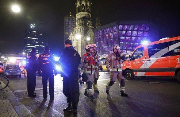 Саргсян выразил соболезнование Меркель всвязи стерактом вБерлине