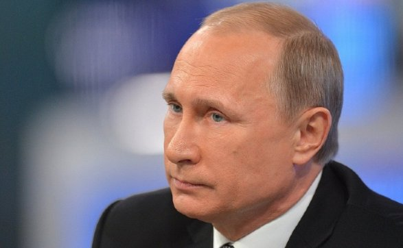 Песков поведал опланах В. Путина навторник