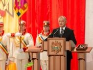 Пророссийский президент присягнул Молдове