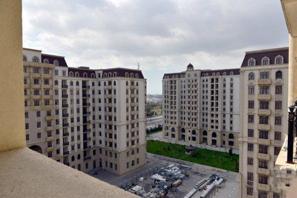 Дома вДеревне атлетов вАзербайджанской столице будут выставлены на реализацию