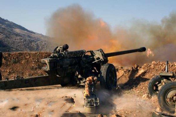 Турецкие военные устранили 26 боевиковИГ усирийского Эль-Баба