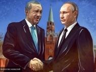 Война бросает Анкару в объятия Москвы