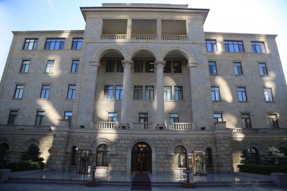 Азербайджан обратился вМККК иМГ ОБСЕ овозвращении тела Чингиза Гурбанова