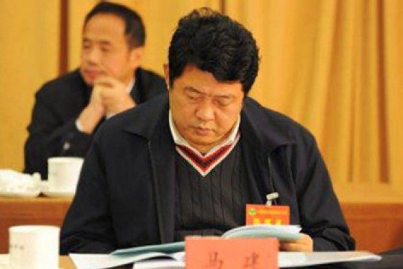 Прежнего китайского замминистра исключили изпартии завзятки