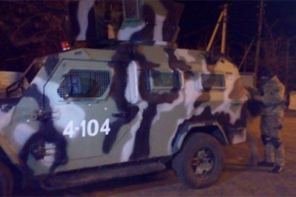 ВОдесской области задержали собиравшегося повторить берлинский теракт убийцу