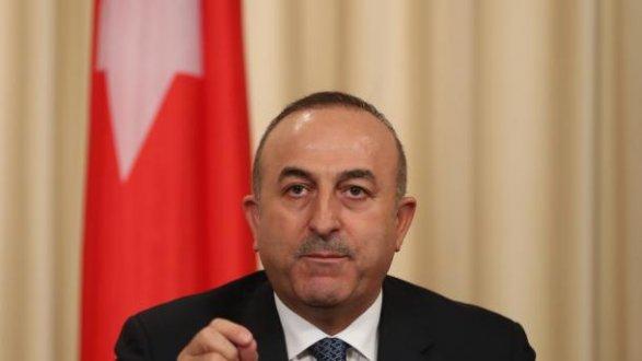 Руководитель МИД Турции подверг критике решение США овысылке русских дипломатов