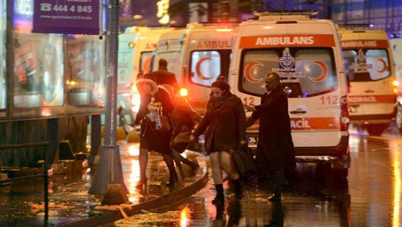 Обама выразил соболезнования в связи с нападением в Стамбуле и предложил помощь США Турции