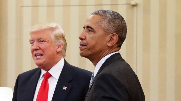 Барак Обама 10января выступит спрощальной речью