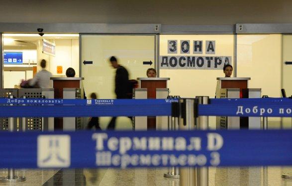 Заявившего обомбе пассажира задержали вШереметьево