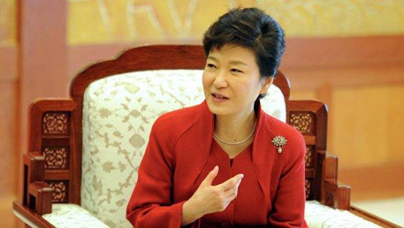 Экс-президент Южной Кореи отказалась отпоказаний поделу окоррупции