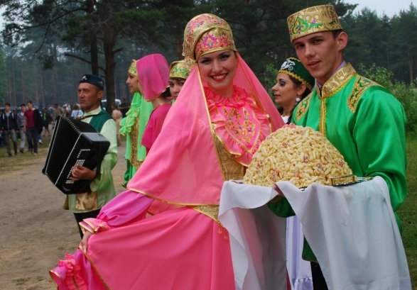 гулянья в Татарстане