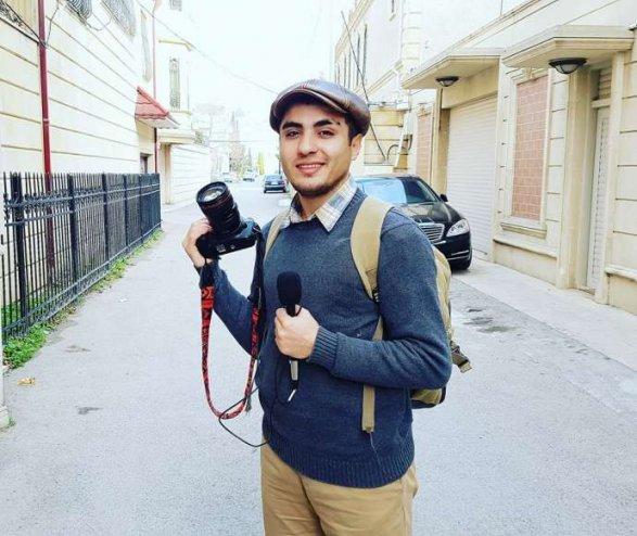 Схвачен блогер Мехман Гусейнов