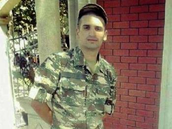 Армения все еще не возвращает тело азербайджанского солдата