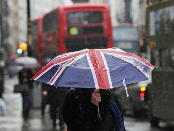 Британия погрузилась во тьму
