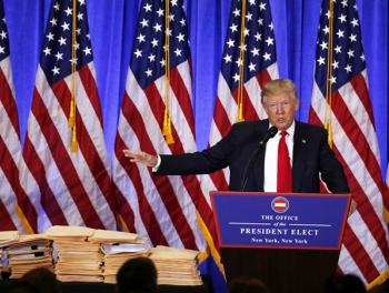Трамп признал причастность России к хакерским атакам в США