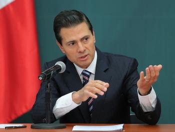 Президент Мексики отказался платить за стену на границе с США