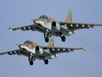 Россия перебросила новые самолеты в Сирию