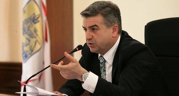 Премьер Армении овопросе приобретения Азербайджаном части газопровода вГрузии