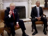 Слезы Обамы и угрозы Трампа