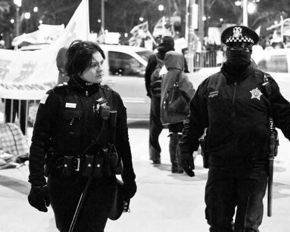 Милиция Чикаго проявляет расизм и превосходит полномочия объявление Минюста США