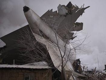 Турецкий Boeing потерпел крушение в Киргизии Десятки погибших; Видео; Фото