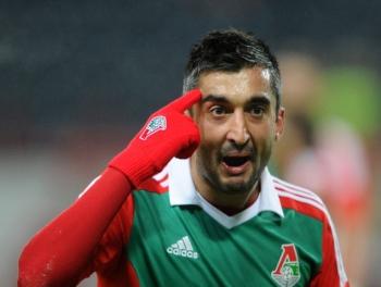 Азербайджанский футболист, которого назвали «собакой», стал игроком «Спартака»
