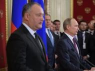 Пророссийский президент начал войну с прозападным правительством