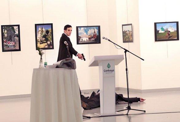 Убийцу русского посла вТурции похоронили накладбище для бездомных
