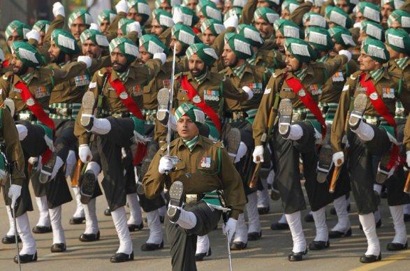 Индия перепишет военную доктрину