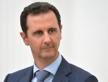 Асад о президентских выборах