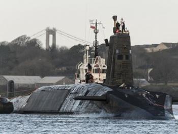 Великобритания провалила испытания ядерного оружия