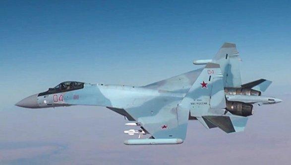 ВКС Российской Федерации получили отвоенных США координаты объектовИГ