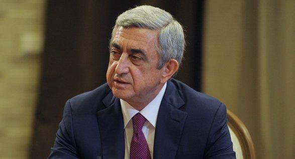 Непротив перенести дату парламентских выборов на4— Президент Армении