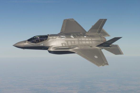 Трамп добился снижения стоимости новейших самолетов F-35 На600 млн. долларов