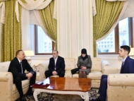 Ильхам Алиев: «Чингиз Гурбанов показал врагу, на что способен азербайджанский солдат»