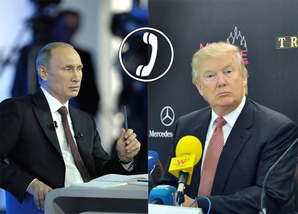 ВБелом доме ищут информатора, «слившего» СМИ детали переговоров В.Путина иТрампа