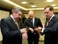 Время работает на Путина