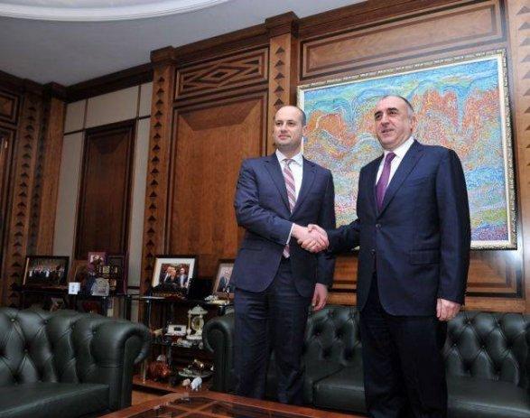 «Для динамического развития Азербайджан иГрузия должны увеличить общие усилия»— Ильхам Алиев