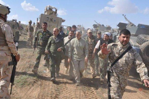 В столицуРФ прибыл иранский генерал изчерного списка ООН