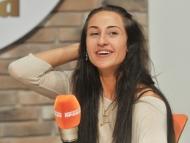 Яна Егорян: «Я дружу с азербайджанцами и мне чихать на проблемы»